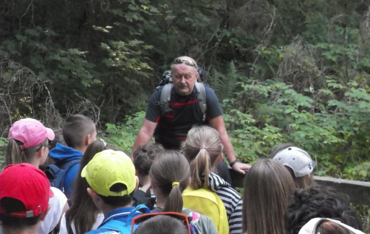 6 września 2016 – Obóz integracyjny klas pierwszych Powiatowego Gimnazjum