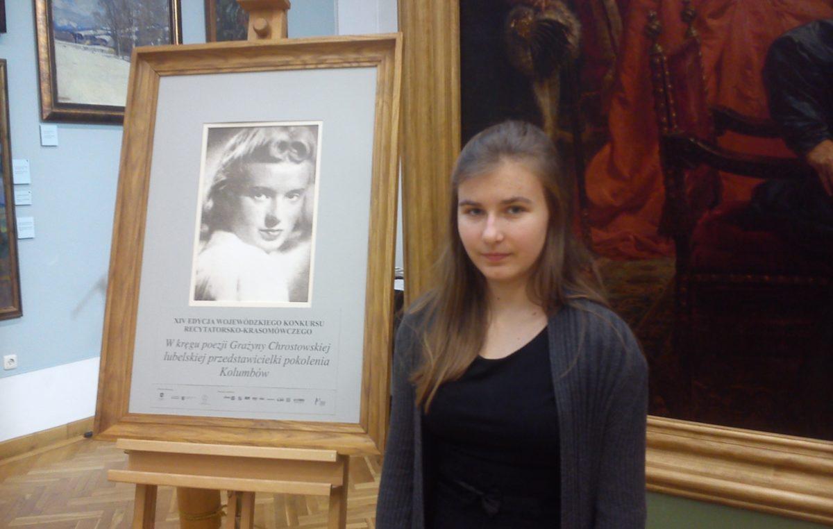 21 października 2016 – Finał XIV edycji Wojewódzkiego Konkursu Recytatorsko-Krasomówczego