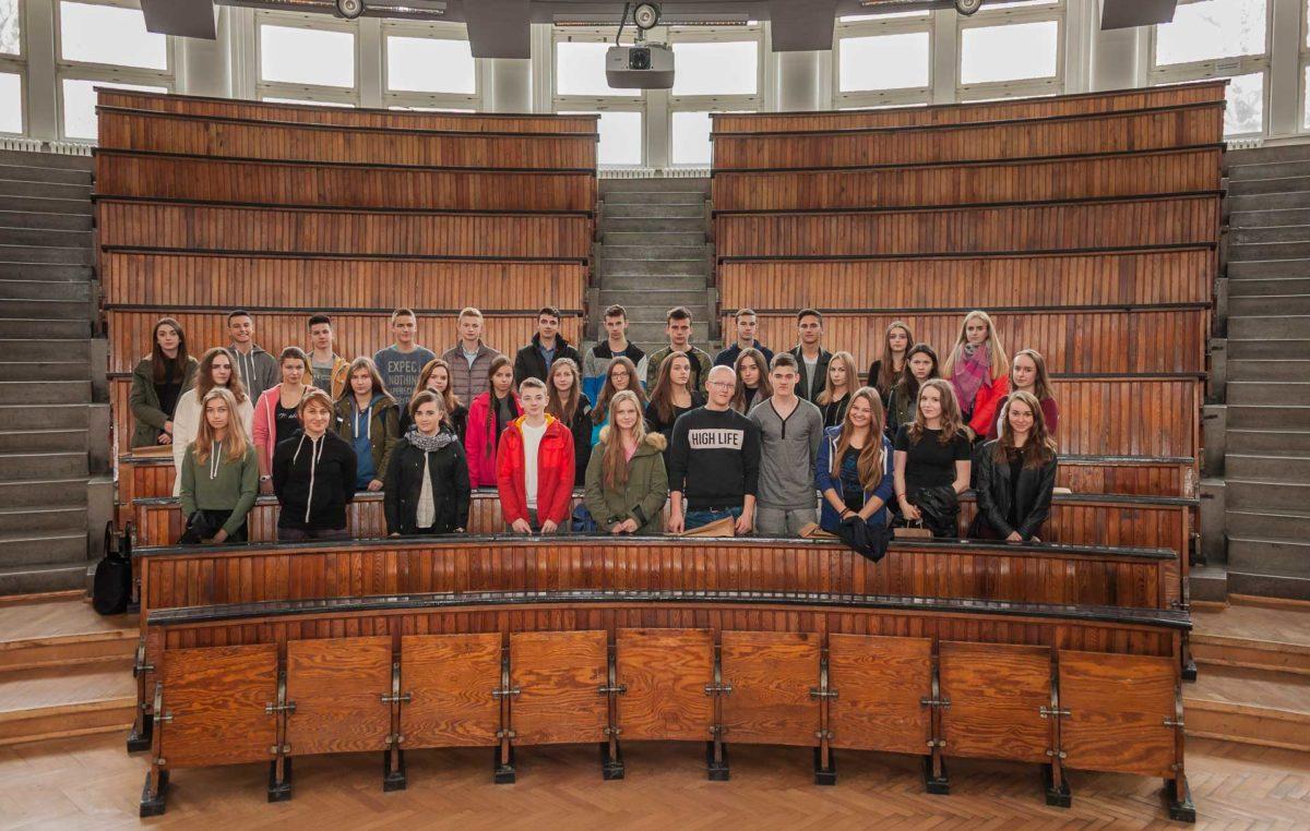 4 listopada 2016 – Klasa akademicka SGH
