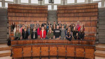 30 października 2016 – Z wizytą w Szkole Głównej Handlowej w Warszawie