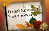 15 października 2018 – Dzień Edukacji Narodowej