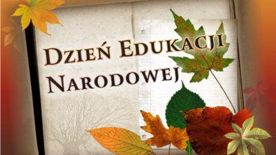 13 października 2016 – Dzień Edukacji Narodowej