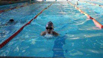 27 listopada 2016 – Zawody pływackie