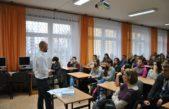 11 grudnia 2016 – Europejski Dzień Prawnika w naszej szkole