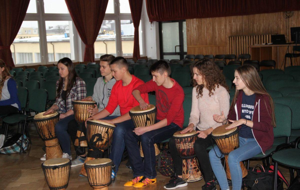 1 grudnia 2016 – Warsztaty perkusyjne