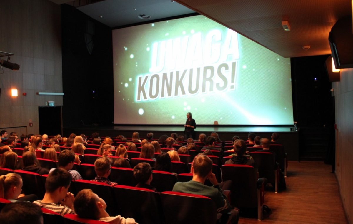 20 lutego 2017 – Warsztaty filmowe