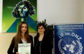 8 lutego 2017 – Świąteczna grafika naszej licealistki najlepsza w Polsce