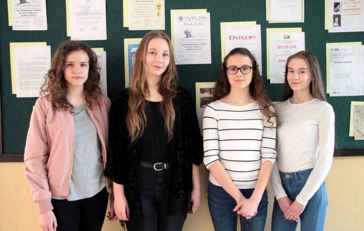 2 marca 2017 – Sukcesy gimnazjalistów