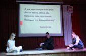 11 marca 2017 – Lekcja religii na scenie