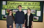 15 marca 2017 – Sukcesy gimnazjalistów w konkursie z języka angielskiego