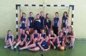 8 marca 2017 – Powiatowa Licealiada w Piłce Ręcznej Dziewcząt