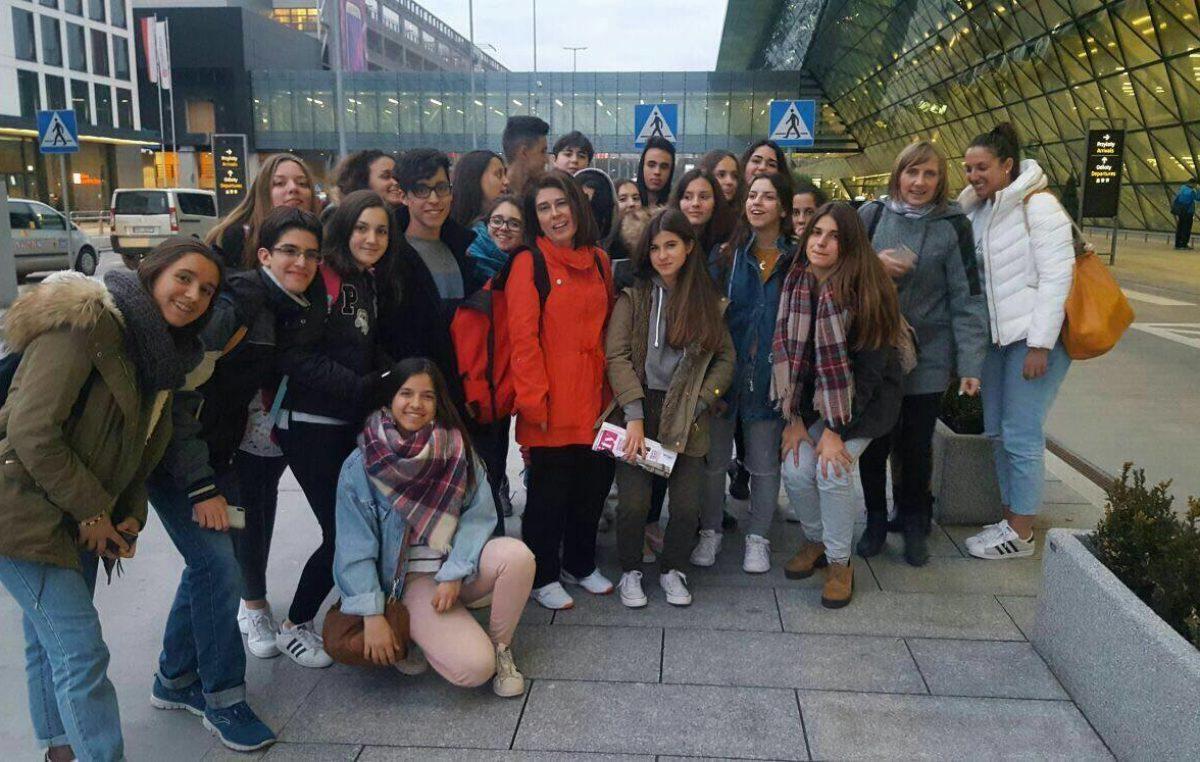 21 kwietnia 2017 – Hiszpanie już przyjechali!