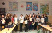 19 kwietnia 2017 – Konkurs języka hiszpańskiego