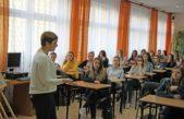 4 kwietnia 2017 – Spotkanie z panią profesor Moniką Wujec