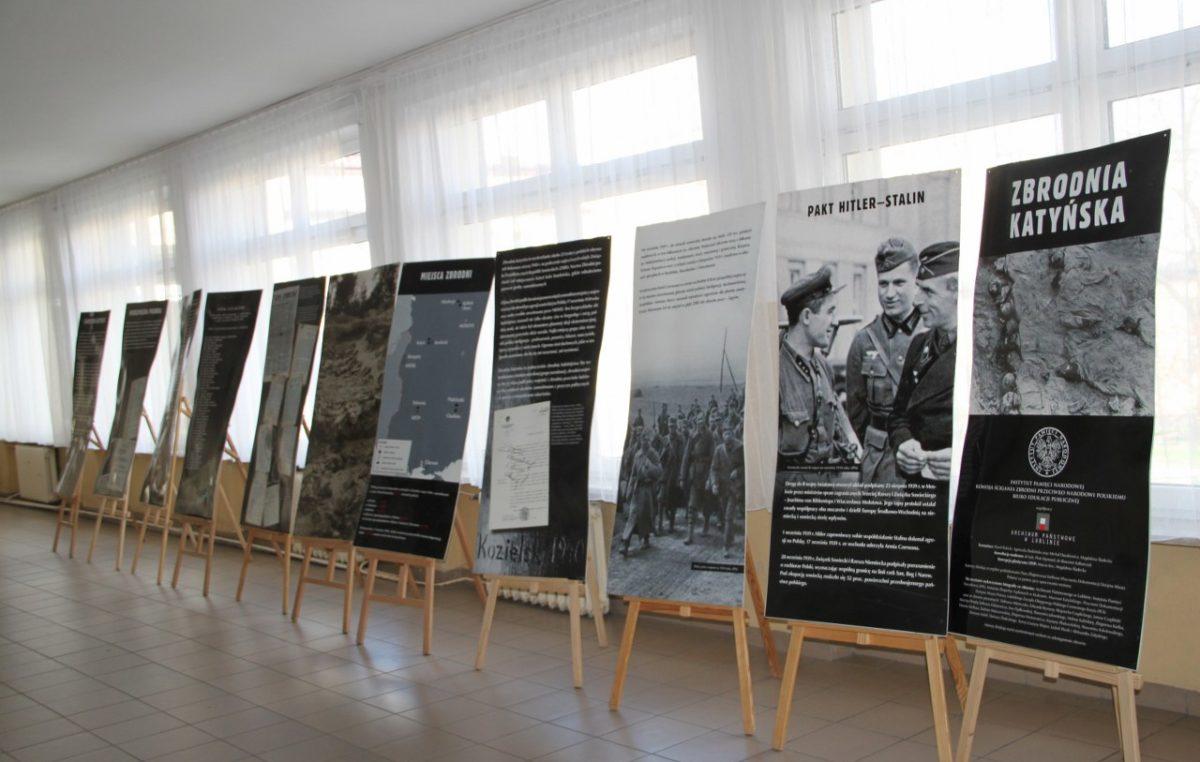 """8 kwietnia 2017 –  """"Zbrodnia katyńska"""""""