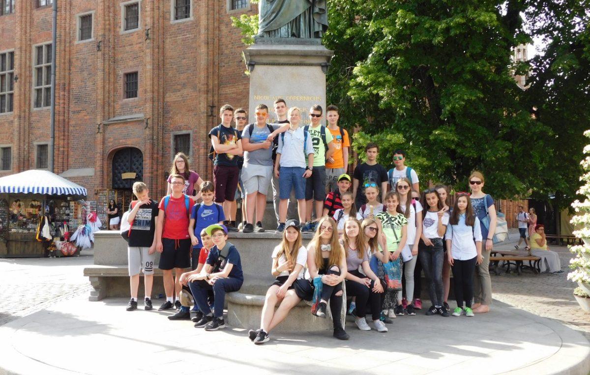 9 czerwca 2017 – Wycieczka klasy I g A