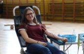 14 czerwca 2017 – Oddawali krew dla Jagody