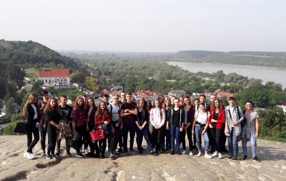 29 września 2017 – Wycieczka klasy I C