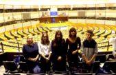 22 października 2017 – Z wizytą w Brukseli