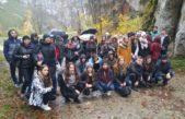 2 listopada 2017 – Pielgrzymka Maturzystów klasy III A i III D