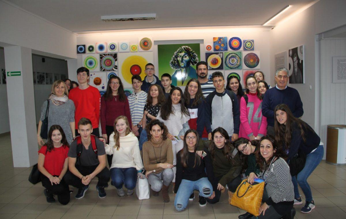 7 grudnia 2017 – Erasmus Plus w naszej szkole