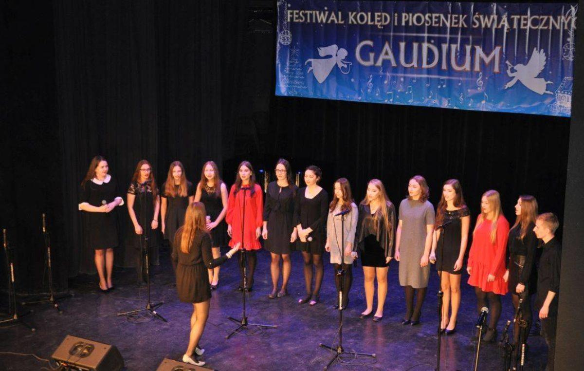 19 grudnia 2017 – Sukces naszych uczniów w IX Festiwalu Kolęd i Piosenek Świątecznych GAUDIUM!