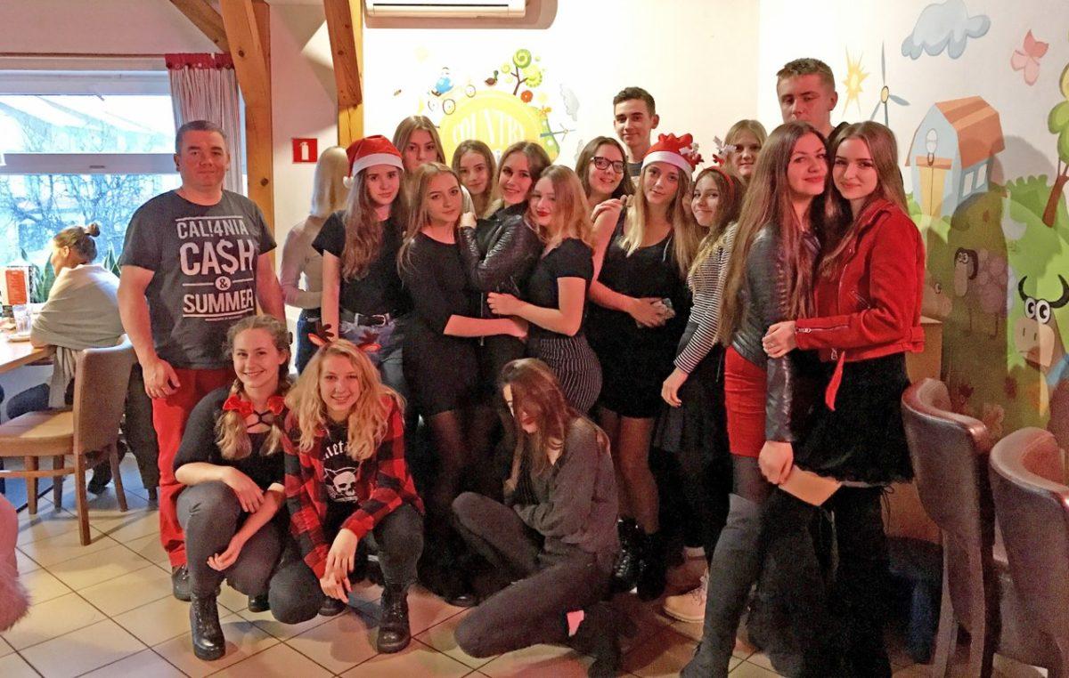 6 grudnia 2017 – Mikołajki klasowe