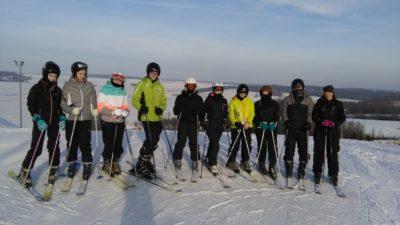 27 stycznia 2018 – Klasa I C – wyjazd na narty do Chrzanowa