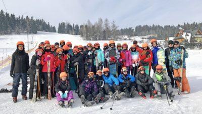 20 lutego 2018 – Biała Szkoła w Zakopanem