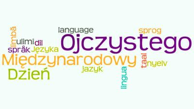 26 lutego 2018 – Międzynarodowy Dzień Języka Ojczystego