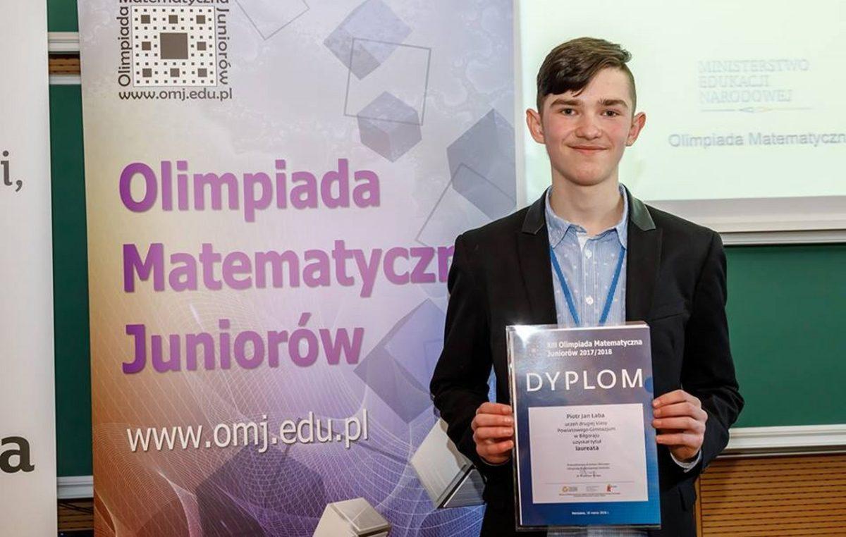26 marca 2018 – Spektakularny sukces Piotra