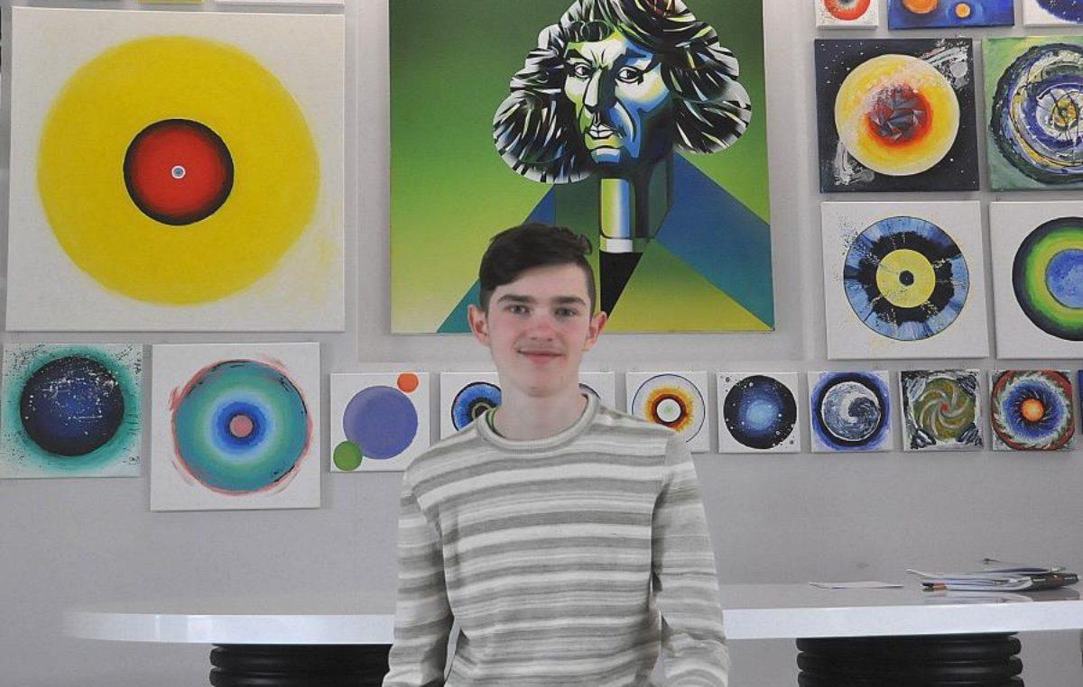 27 marca 2018 – Młody geniusz matematyczny z Biłgoraja