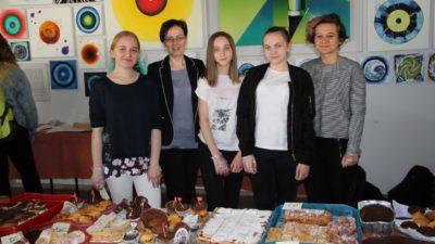 26 kwietnia 2018 – Kiermasz ciast dla potrzebujących zwierząt