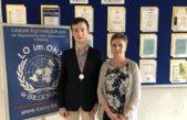 26 kwietnia 2018 – Ignacy Tarski laureatem Olimpiady Biologicznej