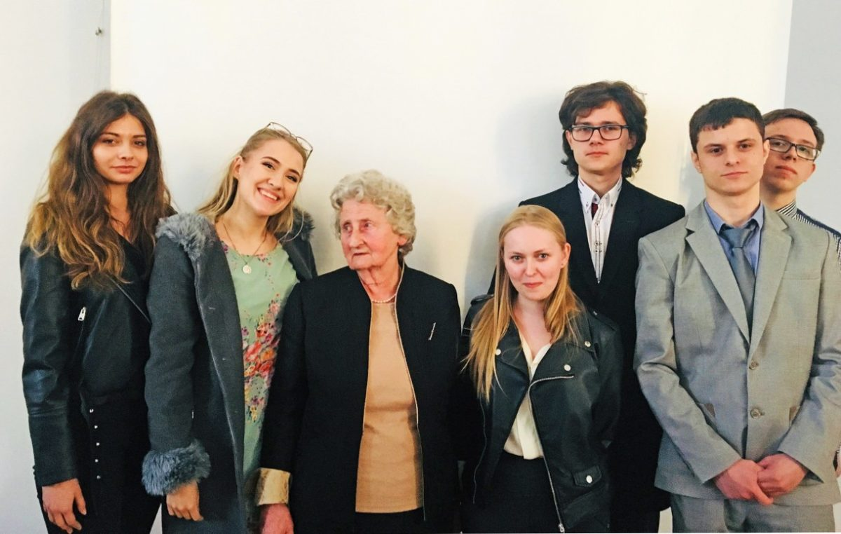 12 kwietnia 2018 – Spotkanie z historią w Kozłówce