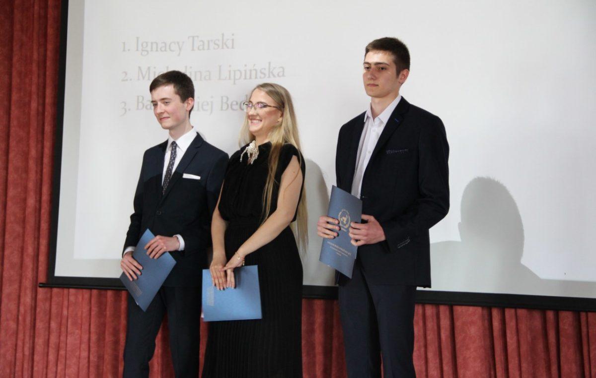 2 maja 2018 – Zakończenie Roku Szkolnego dla kl. III