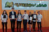 19 czerwca 2018 – Laureaci  Konkursu  CLICKONMANIAC