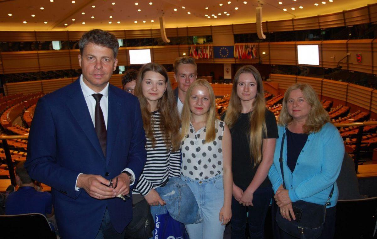 23 czerwca 2018 – W  Brukseli po raz drugi