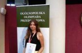 13 czerwca 2018 – Ola Bełz druga na Olimpiadzie Przedmiotowej