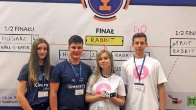 15 czerwca 2018 – Konkurs z robotyki Diversity 2018