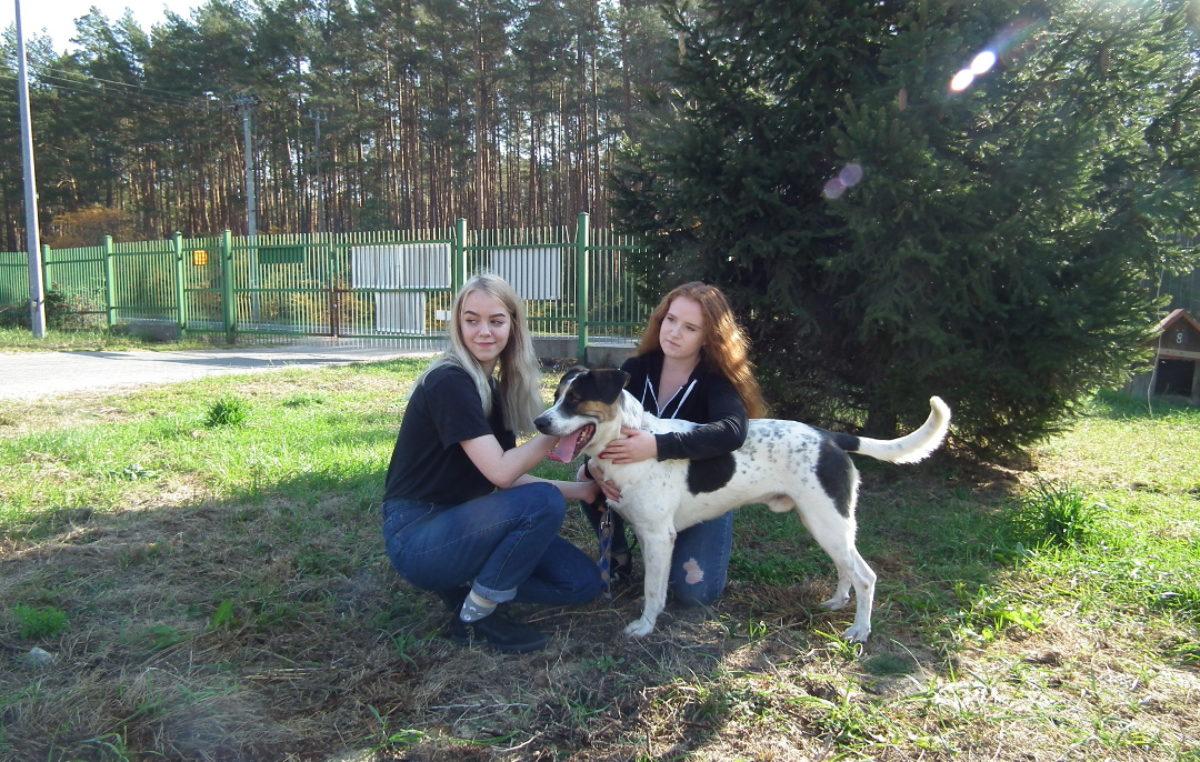 22 października 2018 – Wizyta w Przytulisku dla zwierząt w Józefowie
