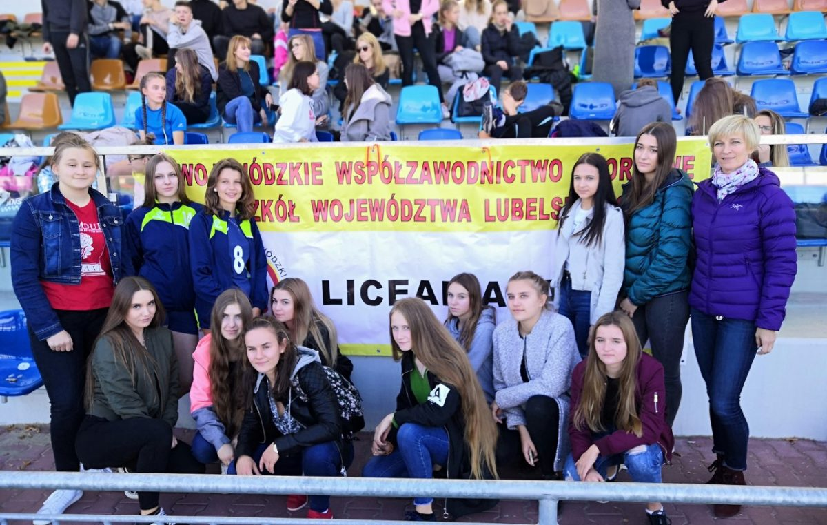14 października 2018 – Licealiada