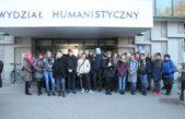 """30 listopada 2018 – """"Inny Herbert"""" – warsztaty naukowe i sukces Wiktorii Fus z klasy I D na UMSC w Lublinie"""