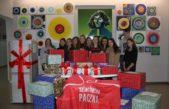 12 grudnia 2018 – Szlachetna Paczka w naszej szkole