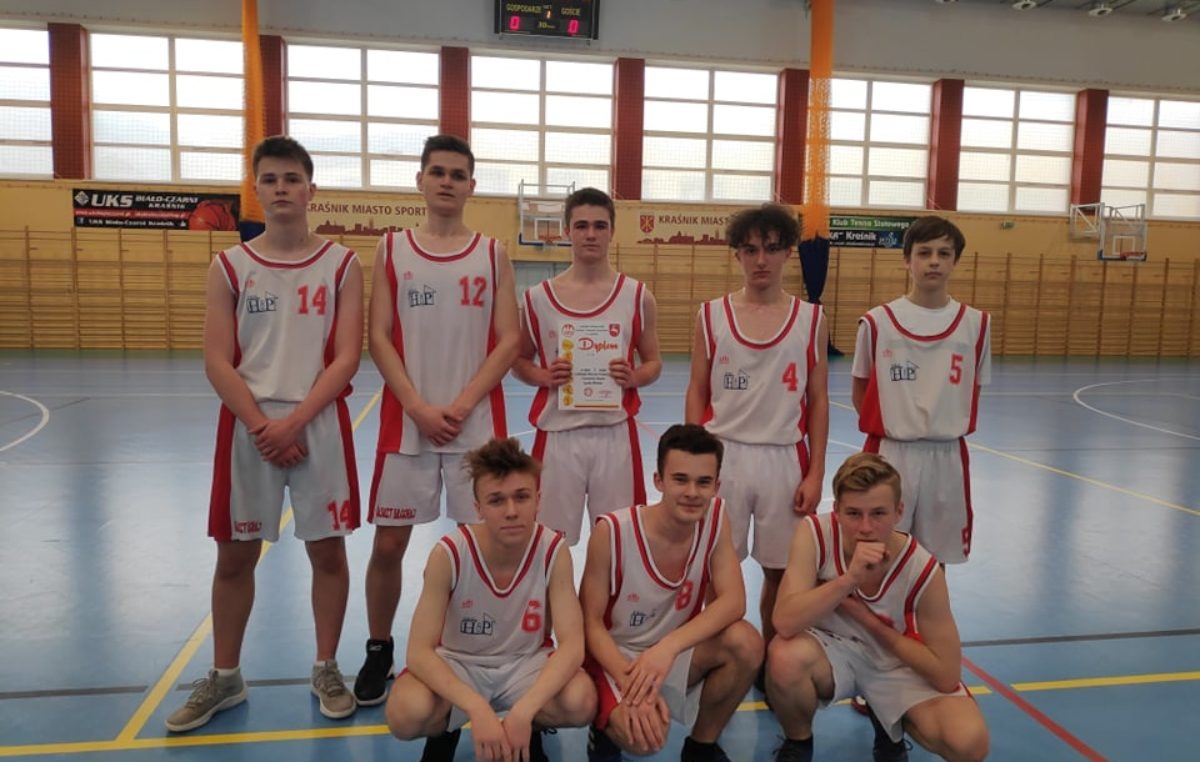 15 marca 2019 – Półfinały Wojewódzkie w Koszykówce Chłopców – Igrzyska
