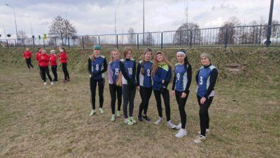 27 marca 2019 – Zwycięstwo licealistek w Drużynowych Biegach Przełajowych
