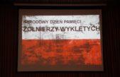 """4 marca 2019 – Dzień Pamięci """"Żołnierzy Wyklętych"""" w naszej szkole"""