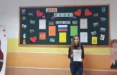 29 marca 2019 – Wyróżnienie w Olimpiadzie Języka Rosyjskiego