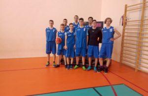 1 kwietnia 2019 – Koszykówka chłopców