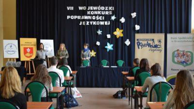 10 kwietnia 2019 – Wojewódzki Konkurs Poprawności Językowej